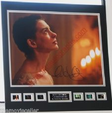 ANNE HATHAWAY SIGNED LES MISERABLES  MATTED LARGE 11 x 14 UNFRAMED